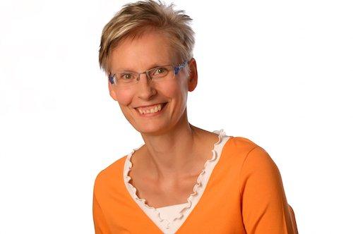 Lebenshelferin Yvonne Justus aus Cottbus