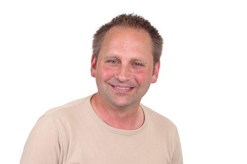 Lebenshelfer Andreas Kahrweg aus Wuppertal