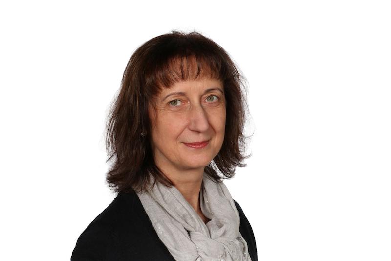 Profilbild von Lebenshelferin Gabriela Naumann-Gotha
