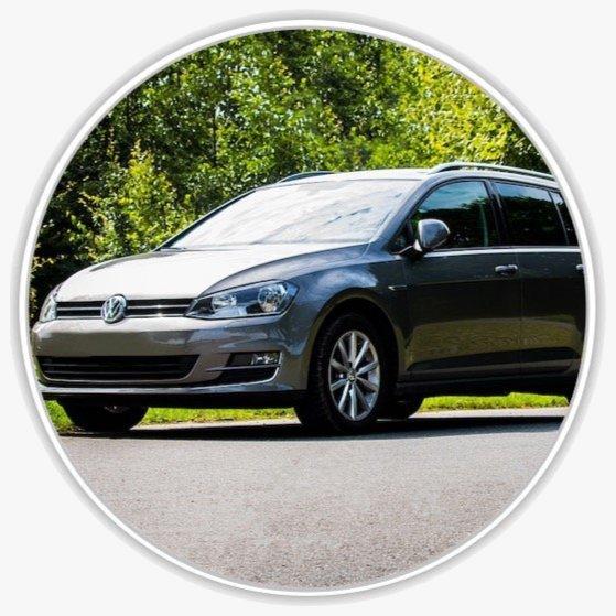 Ein Bild von einem Auto