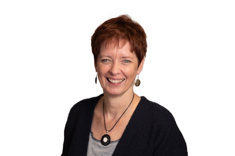 Lebenshelferin in Remscheid, Brigitte Brandt