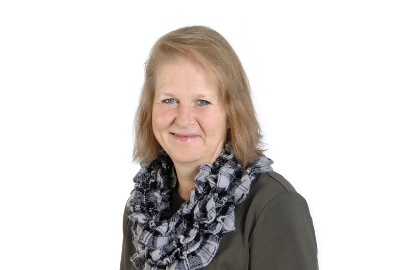 Lebenshelferin für Senioren in Waldems, Birgit Jung