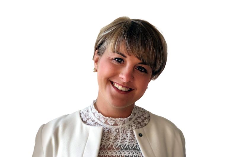 Lebenshelferin für Senioren in Leipzig, Maria Löbel