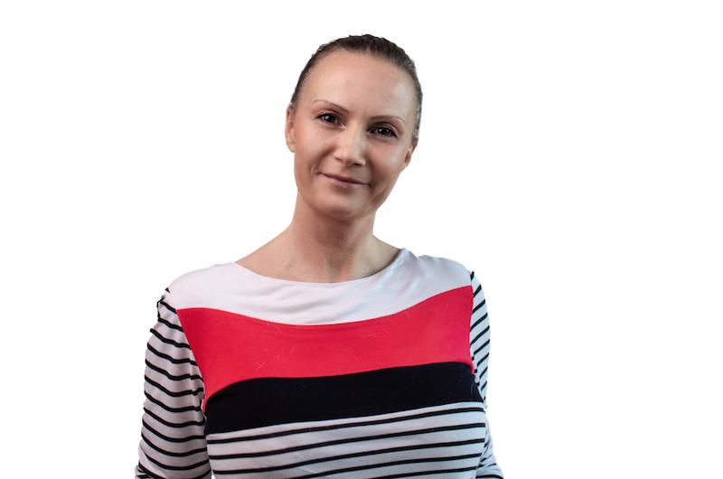 Profilbild von Lebenshelferin Magdalena Maliszewska